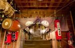 湯前神社内部