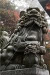 赤城大明神の狛犬