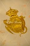 アジュダ宮殿 天井の紋章