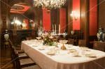 アジュダ宮殿 王家のテーブル