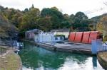 琵琶湖疏水と浄水場