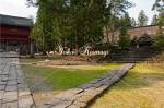 岩木山神社 境内
