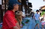 奈良井宿の番犬1
