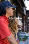 奈良井宿の番犬2
