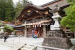 小國神社 拝殿