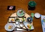 「だいろく」の夕食
