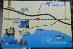 堀内駅 周辺案内図
